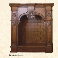 御映豪庭-整体家居系列壁炉HT-J123