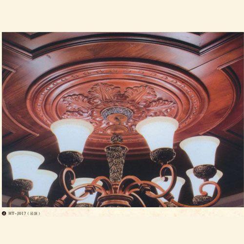 御映豪庭-整体家居系列墙裙吊顶HT-J017