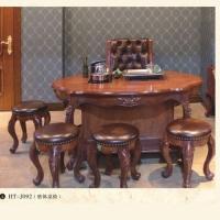御映豪庭-整体家居系列整体桌椅HT-J092