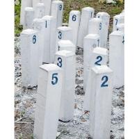 供应广西防城港水泥工艺制品 公路标志桩轮廓桩里程桩 百米桩
