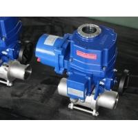 JL961PPL-16P防爆电动加长管对焊球阀