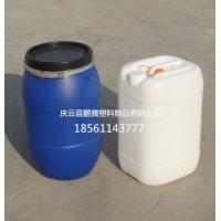 白色30升塑料桶蓝色30L塑料桶
