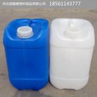 堆码方形10升塑料桶10KG塑料桶