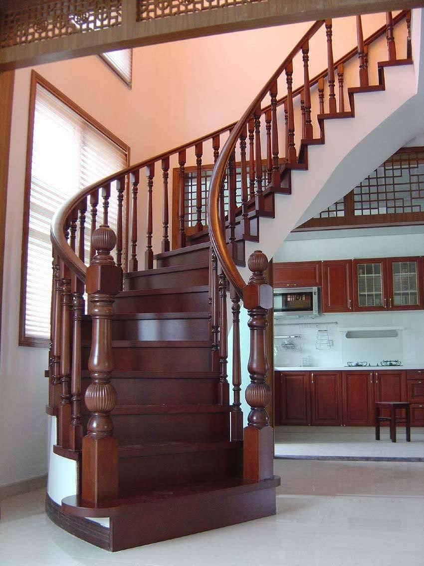 楼梯柜子效果图大全