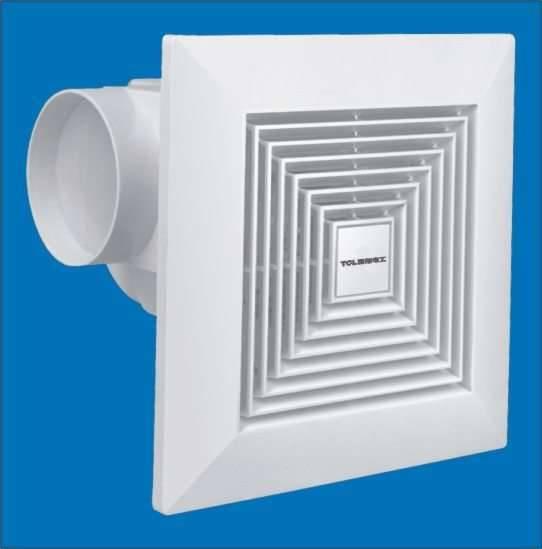 8 天花板管道式换气扇图片