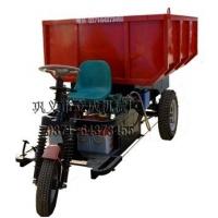 矿用电动三轮自卸车就到立成专业制造
