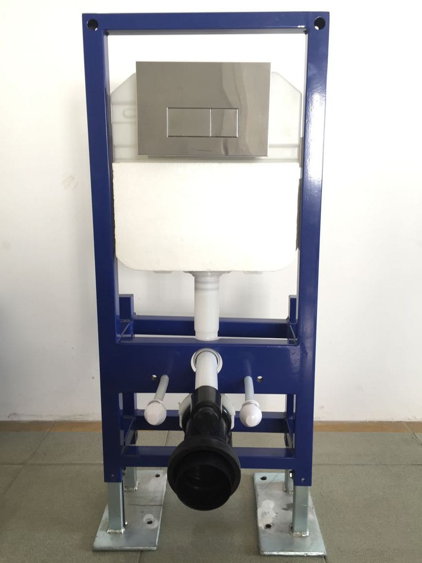 新款隐藏式水箱配挂厕MQ801