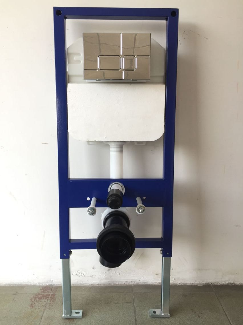 最具性价比之隐藏式水箱配挂厕MQ800