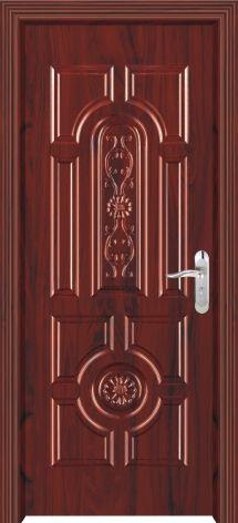 佛山原木门厂,广东佛山原木烤漆门,好万家门厂
