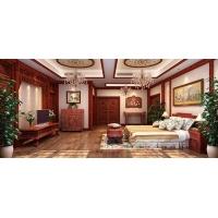 成都实木全屋定制  成都整体中式家装 中式家具定制