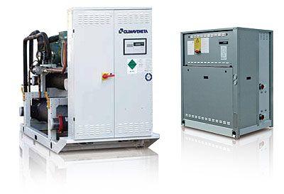 克莱门特地源热泵机组系统