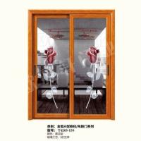 欧雅轩门业-金弧A型推拉吊趟门T4203-150