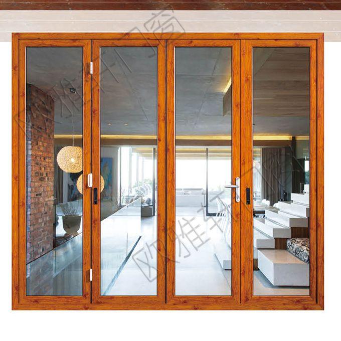 欧雅轩门窗-2.0重型大折叠门-Z-4102