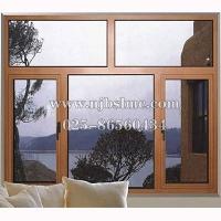 南京铝包木窗--博圣莱铝包木固定窗