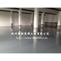 杭州滨江区车间仓库地坪漆耐磨,环氧地坪漆施工