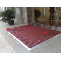 铝合金地垫 安全防滑地垫 门厅地垫 商用地垫