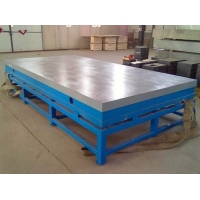 联重机械专业生产优质铸铁平台
