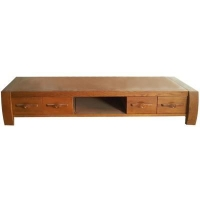 1.8m电视柜/实木电视柜