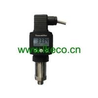 工业小型数显压力传感器
