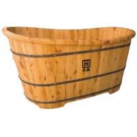 成都-贵妃Ⅰ型-香柏木-浴桶-实木-沐浴桶-天森木桶