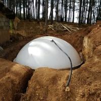 厂家直销8立方美耐特玻璃钢水窖/水箱