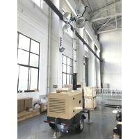 灯车发电机 照明发电机 柴油发电机