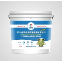 大禹锐盾951单组份水性聚氨酯防水涂料液体卷材