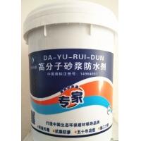 大禹锐盾高分子砂浆防水剂高效多功能防水剂抗渗漏专家