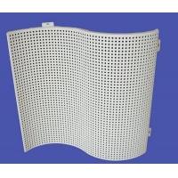 云南室外氟碳铝单板批发丨商场室内穿孔铝单板丨铝方通