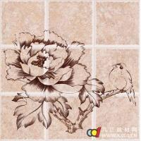 成都新中源陶瓷瓷片系列石中花G3032A
