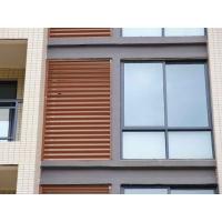 湖南伟业锌钢百叶窗,坚固美观,透气性好
