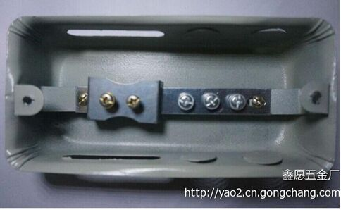 等电位联结端子箱产品图片