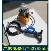 凯荣机械手提式钢筋弯曲机快捷施工作业