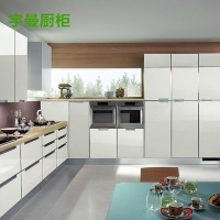 宇曼厨柜 整体橱柜+全屋定制 全国招商