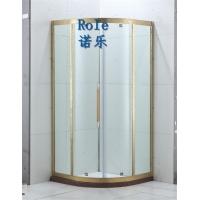 304不锈钢扇形淋浴房