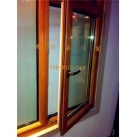 德式铝包木门窗|铝包木门窗|保定门窗