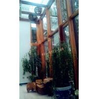 阳光房|铝包木阳光房|保定铝包木阳光房