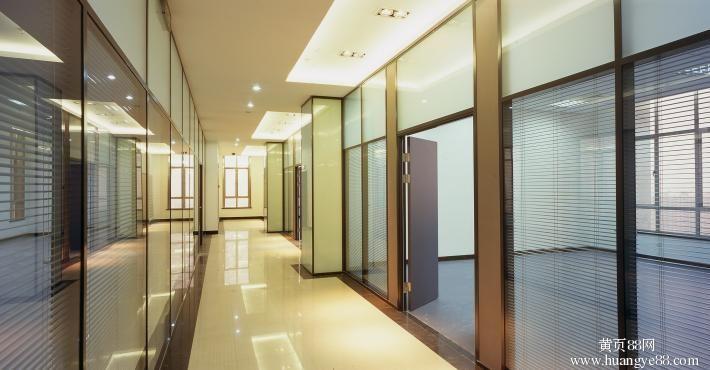 玻璃隔断大连玻璃隔断专业制作安装高清图片