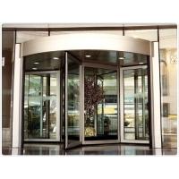 扬州旋转门安装松下两翼旋转门商场旋转门