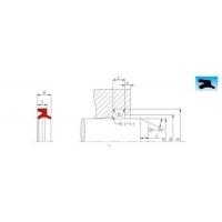 防尘圈DAH|液压密封件|橡胶密封件|密封圈