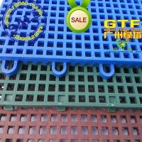 方格室外悬浮地板 拼装运动地板 悬浮拼装地板 悬浮地板
