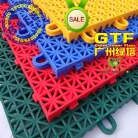 供应塑胶拼装运动地板悬浮地垫