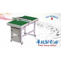 国铭宇平板切割机,广泛用于鞋服,彩盒包装企业