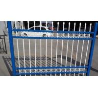 供甘肃张掖锌钢护栏和武威锌钢道路护栏