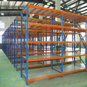 供甘肃铁艺货架和兰州仓储货架