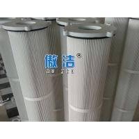 325x660安满能 覆膜 粉尘 防静电 聚酯纤维粉尘滤芯