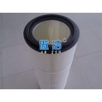 高效除尘 聚酯纤维 粉尘覆膜 滤芯