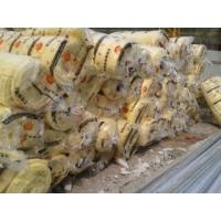 武安市抽真空玻璃棉卷毡草纸铝箔贴面