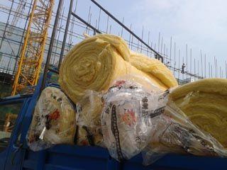 济南大棚隔热保温玻璃棉卷毡生产价格