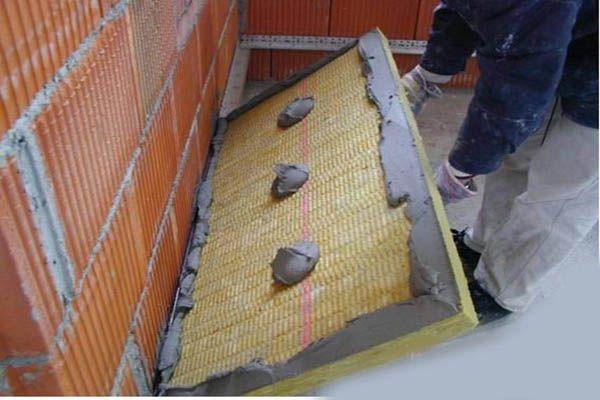 深圳铁丝网岩棉板的原料
